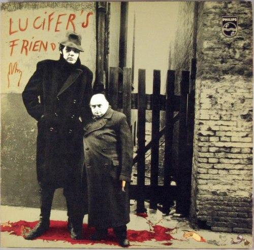 Виниловая пластинка LUCIFER'S FRIEND - LUCIFER'S FRIEND