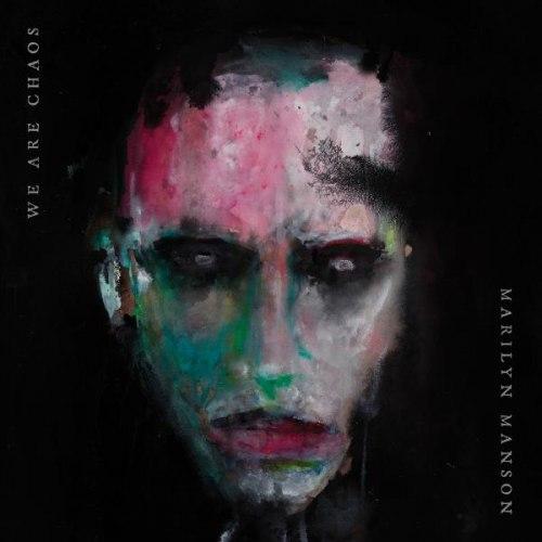 Виниловая пластинка MARILYN MANSON - WE ARE CHAOS