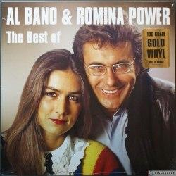 Виниловая пластинка AL BANO & ROMINA POWER - THE BEST OF (180 GR, COLOUR)