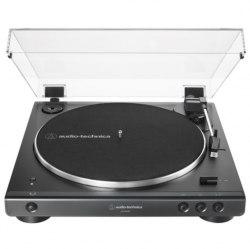 Виниловый проигрыватель Audio-Technica AT-LP60X BT Black