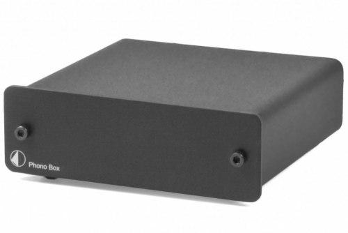 Фонокорректор Pro-Ject PHONO BOX (DC) Black