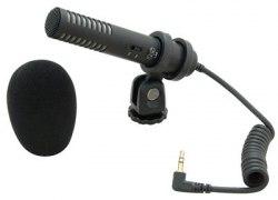 Микрофон для видеосъёмок Audio-Technica PRO24CMF