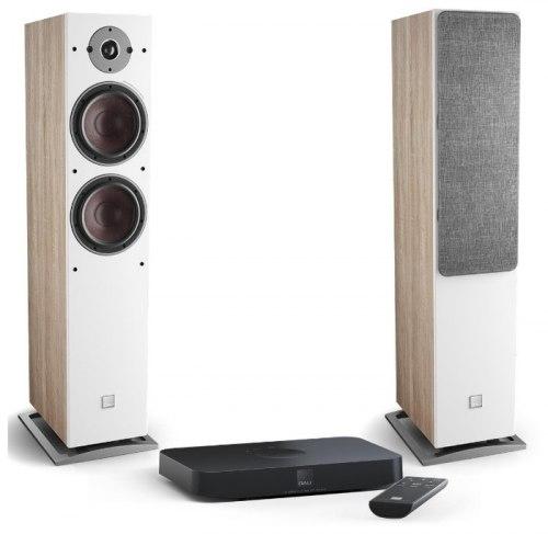 Комплект акустики DALI Oberon 7 C + Sound Hub Compact