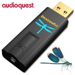 ЦАП AudioQuest DragonFly 1.5 black A