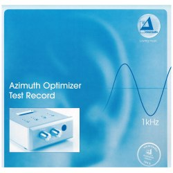 Диск для настройки Clearaudio Azimuth Optimizer Test Record
