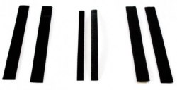 Самоклеющиеся полоски Clearaudio Microfibre stripes DMPS