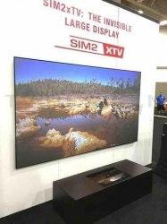 Стационарный экран SIM2 xTV