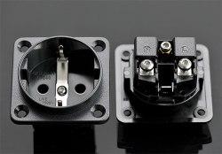 Модуль розетки Gigawatt G-040