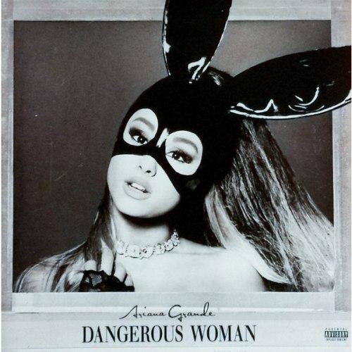 Виниловая пластинка ARIANA GRANDE - DANGEROUS WOMAN (2 LP)