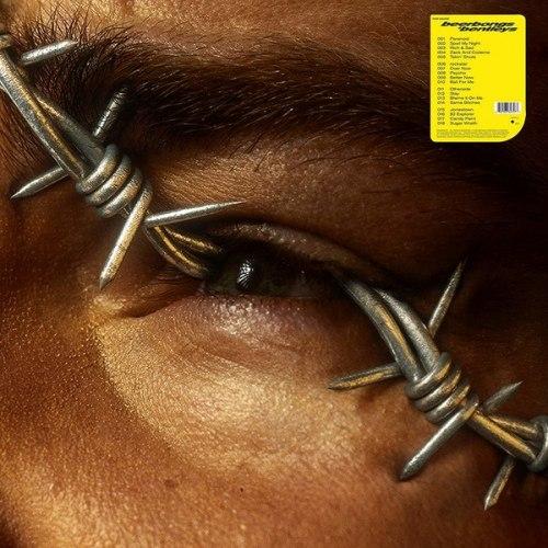 Виниловая пластинка POST MALONE - BEERBONGS & BENTLEYS (CLEAR VINYL, 2 LP)