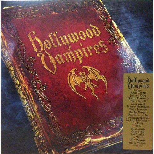Виниловая пластинка HOLLYWOOD VAMPIRES - HOLLYWOOD VAMPIRES (2 LP)