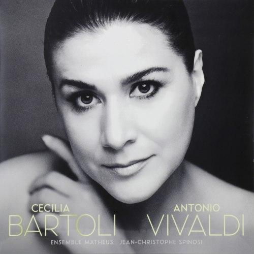 Виниловая пластинка CECILIA BARTOLI - ANTONIO VIVALDI