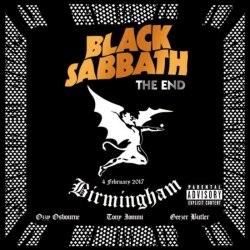 Виниловая пластинка Black Sabbath - The End