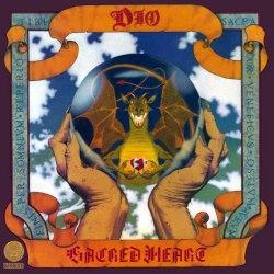Виниловая пластинка Dio- Sacred Heart