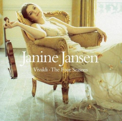 Виниловая пластинка ANINE JANSEN - VIVALDI: THE FOUR SEASONS