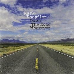 Виниловая пластинка MARK KNOPFLER - DOWN THE ROAD WHEREVER (2 LP)