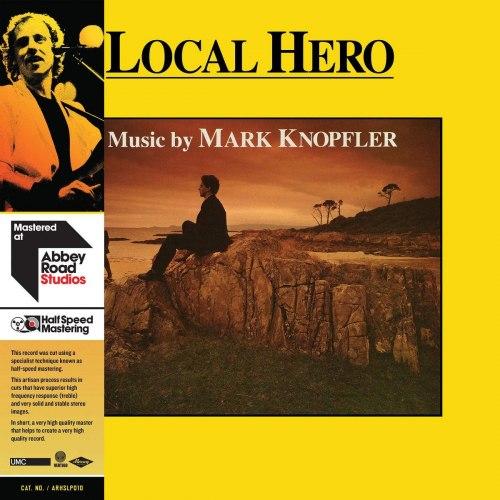 Виниловая пластинка MARK KNOPFLER - LOCAL HERO (HALF SPEED)
