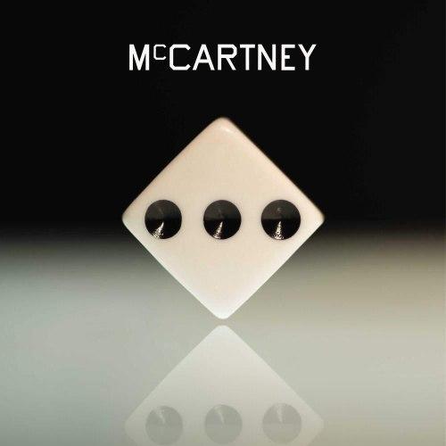 Виниловая пластинка PAUL MCCARTNEY - MCCARTNEY III