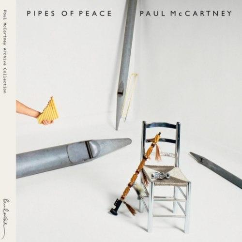 Виниловая пластинка PAUL MCCARTNEY - PIPES OF PEACE