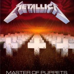 Виниловая пластинка METALLICA - MASTER OF PUPPETS