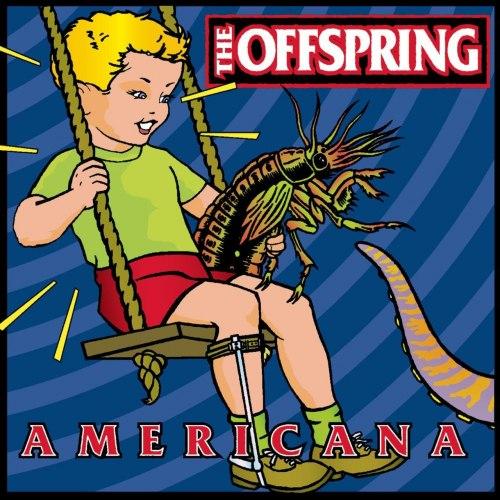 Виниловая пластинка OFFSPRING - AMERICANA