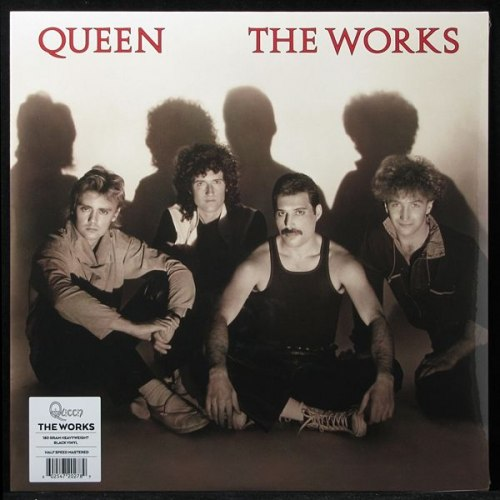 Виниловая пластинка QUEEN - THE WORKS (180 GR)