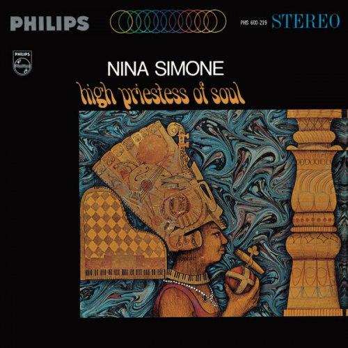 Виниловая пластинка NINA SIMONE - HIGH PRIESTESS OF SOUL