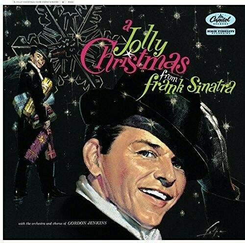 Виниловая пластинка FRANK SINATRA - A JOLLY CHRISTMAS FROM FRANK SINATRA