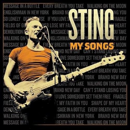 Виниловая пластинка STING - MY SONGS (2 LP)