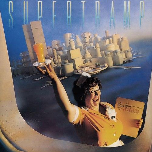 Виниловая пластинка SUPERTRAMP - BREAKFAST IN AMERICA (PICTURE)