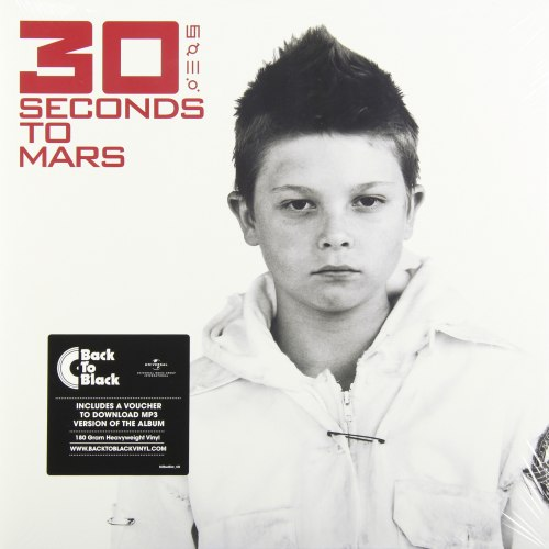 Виниловая пластинка THIRTY SECONDS TO MARS - 30 SECONDS TO MARS (2 LP, 180 GR)