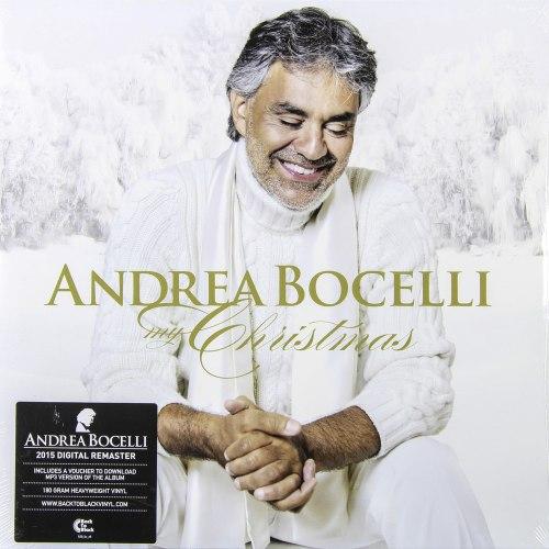 Виниловая пластинка ANDREA BOCELLI - MY CHRISTMAS (2 LP, 180 GR)