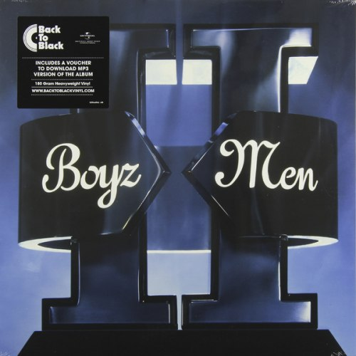 Виниловая пластинка BOYZ II MEN - II (2 LP, 180 GR)