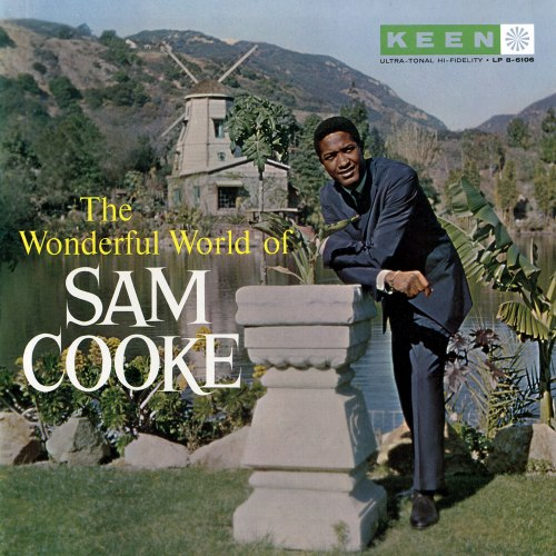 Виниловая пластинка Sam Cooke-The Wonderful World Of Sam Cooke (LP)