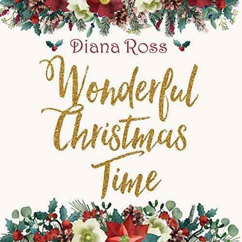 Виниловая пластинка Diana Ross- Wonderful Christmas Time (2LP)