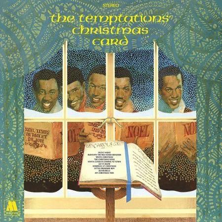 Виниловая пластинка The Temptations-Christmas Card