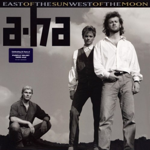 Виниловая пластинка A-HA - EAST OF THE SUN WEST OF THE MOON (30TH ANNIVERSARY) (LIMITED, COLOUR)