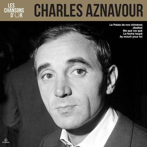 Виниловая пластинка CHARLES AZNAVOUR - LES CHANSONS D'OR