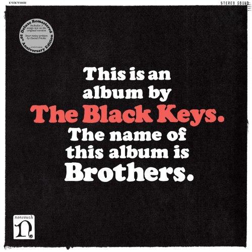 Виниловая пластинка THE BLACK KEYS - BROTHERS (DELUXE REMASTERED ANNIVERSARY EDITION, 2 LP)