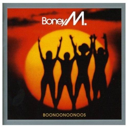 Виниловая пластинка BONEY M. - BOONOONOONOOS