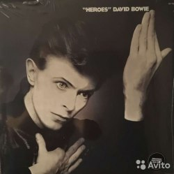 Виниловая пластинка DAVID BOWIE - HEROES (180 GR)