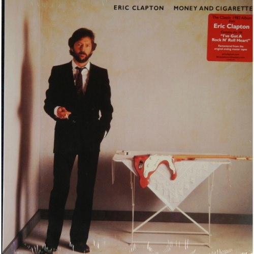 Виниловая пластинка ERIC CLAPTON - MONEY & CIGARETTES