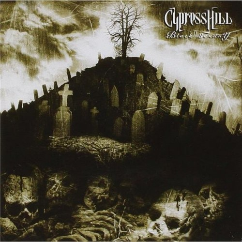Виниловая пластинка CYPRESS HILL - BLACK SUNDAY (2 LP, 180 GR)