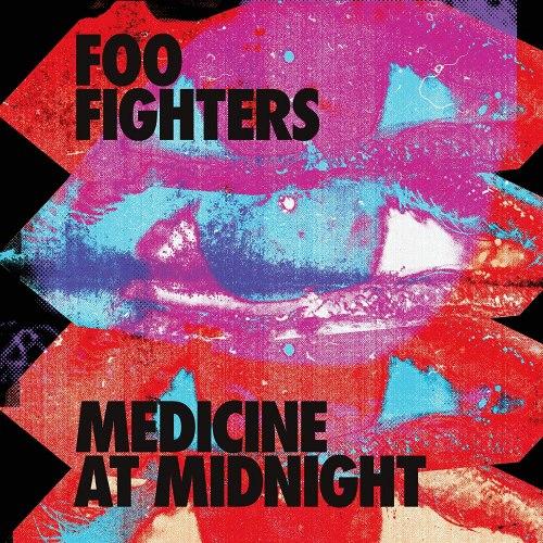 Виниловая пластинка FOO FIGHTERS - MEDICINE AT MIDNIGHT
