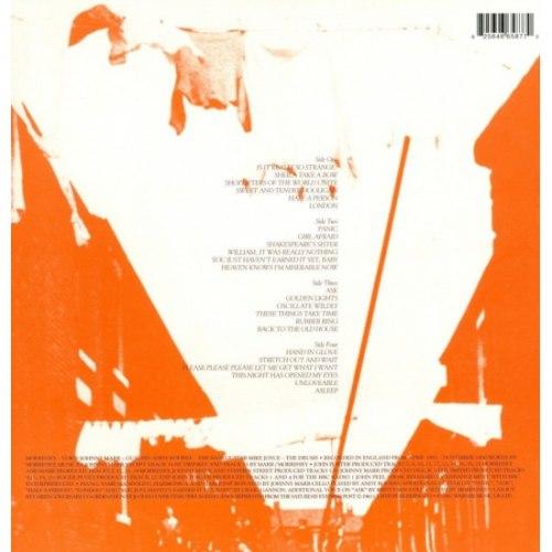 Виниловая пластинка THE SMITHS - LOUDER THAN BOMBS (2 LP)