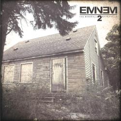 Виниловая пластинка EMINEM - THE MARSHALL MATHERS (2 LP)