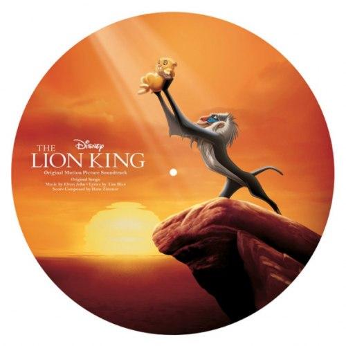Виниловая пластинка САУНДТРЕК - THE LION KING: THE SONGS