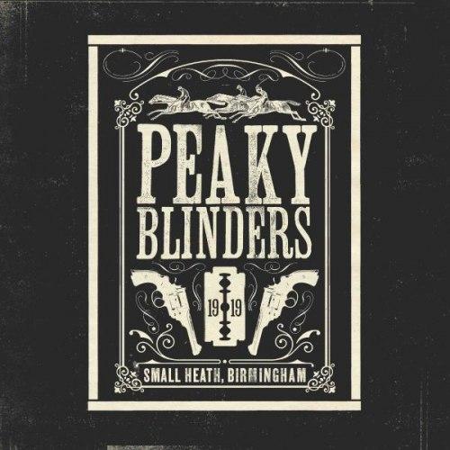 Виниловая пластинка САУНДТРЕК - PEAKY BLINDERS (3 LP)