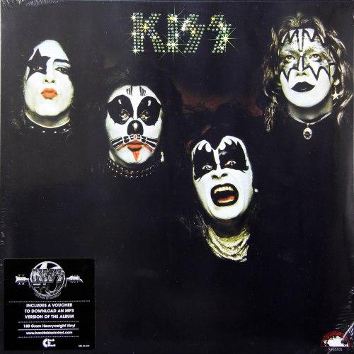 Виниловая пластинка KISS - KISS (180 GR)