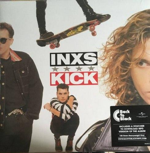 Виниловая пластинка INXS - KICK